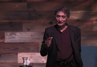 Gently Dusting Off The Mind: Gabor Maté