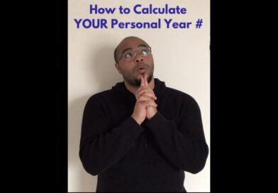 How to Calculate your personal year Number !